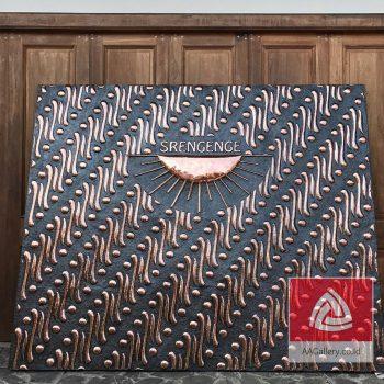 Produk Seni Logam Tembaga serta Kuningan dari Jateng bisa dipesan dari daerah Kabupaten Banggai Laut