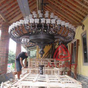 Produsen Seni Logam Tembaga Melayani Pelanggan Aceh Tenggara